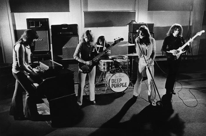 Deep Purple - Machine Head (1972) Banddeeppu