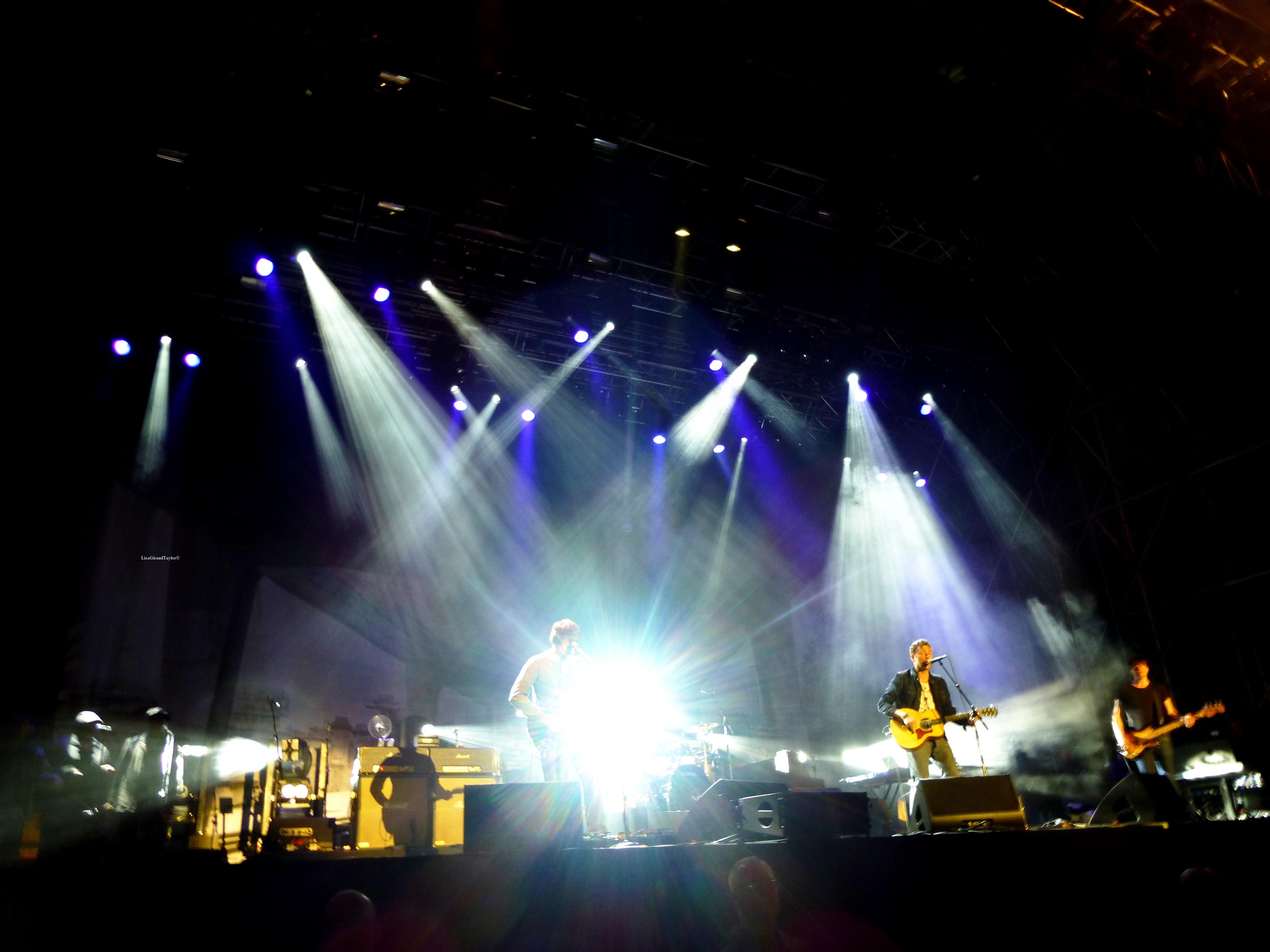 blur Primavera Sound à Barcelone 2013
