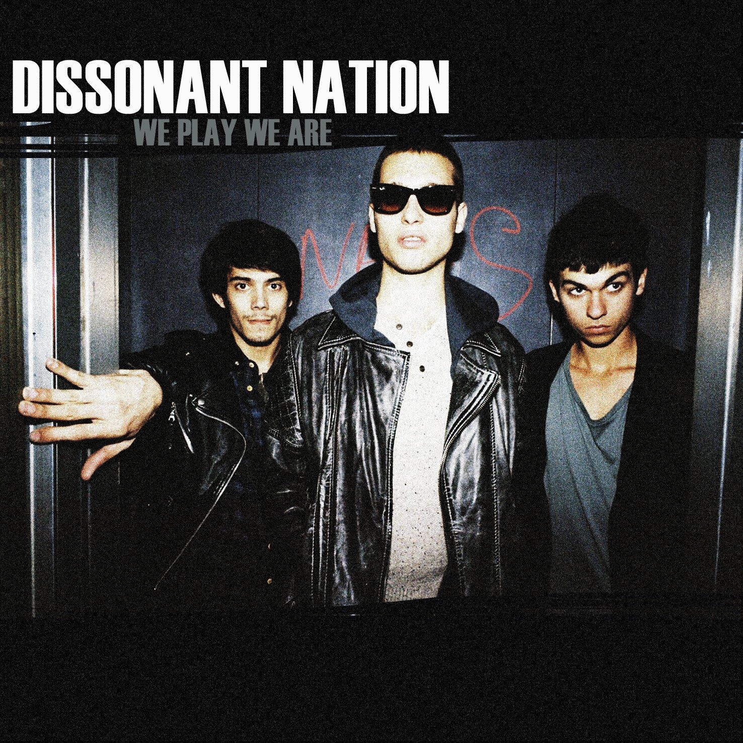 dissonwcw Dissonant Nation