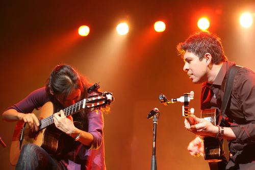 Rodrigo y Gabriela au Zénith de Strasbourg Live à